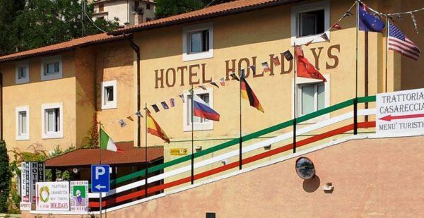 Hotel Holidays di Barrea nel Parco Nazionale d'Abruzzo