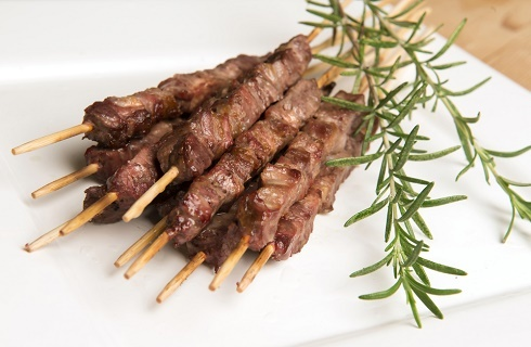 Arrosticini Abruzzesi - Cucina Tipica Abruzzese