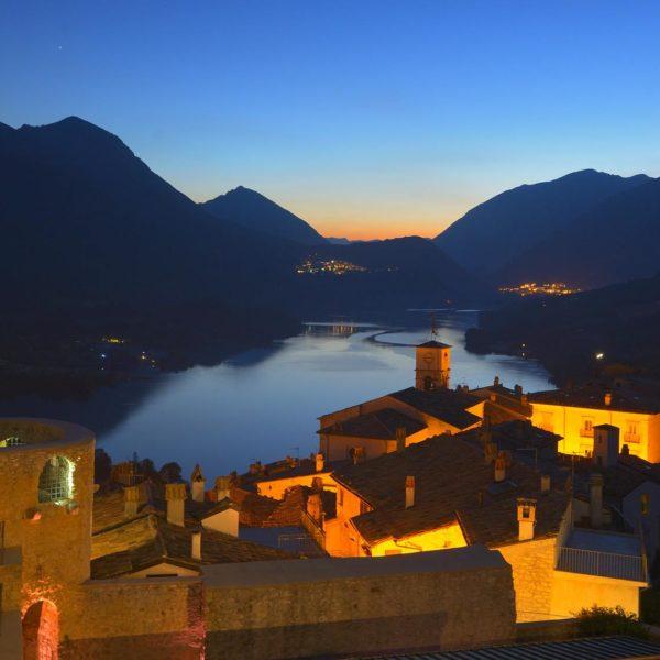 Castello Medievale di Barrea - Parco Nazionale d'Abruzzo