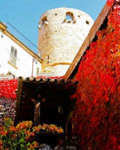 Castello di Barrea - Torre Medievale