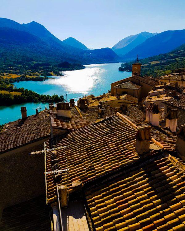 Barrea ed il suo Lago - Borgo Autentico d'Italia
