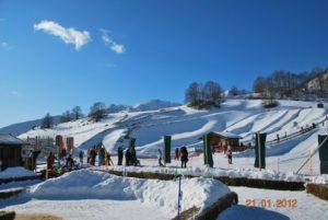 Parco Divertimenti sulla Neve Coppo dell'Orso - Roccaraso