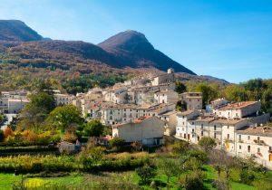 Civitella Alfedena - Nel Parco Nazionale d'Abruzzo