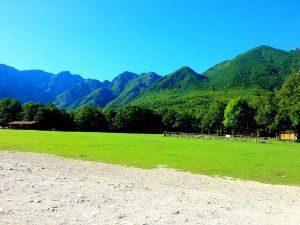 La Camosciara, area naturalistica del Parco Nazionale d'Abruzzo