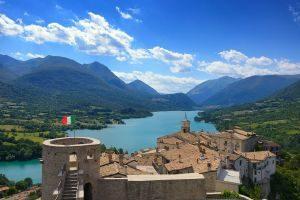 Lago di Barrea- 10 cose da fare assolutamente in Abruzzo