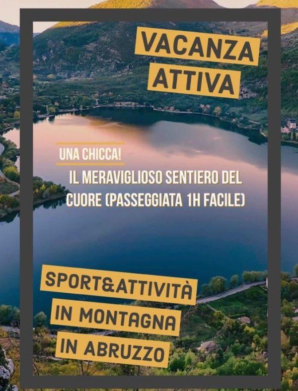 Sentiero del Cuore - Parco Nazionale d'Abruzzo
