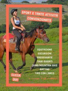Vacanza Attiva nel Parco Nazionale d'Abruzzo
