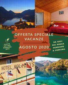 Offerta Speciale Agosto 2020
