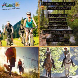 Sport&Attività nel Parco d'Abruzzo