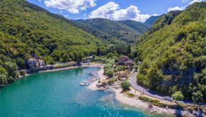 Il Lago di Scanno - A forma di Cuore